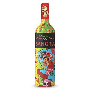 Вино Fun Wine Red Sangria 750мл.