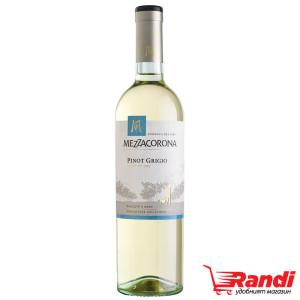 Бяло вино Mezzacorona pinot grigio 750мл.