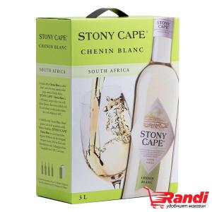 Вино бяло Stony Cape Chenin Blanc 3л.