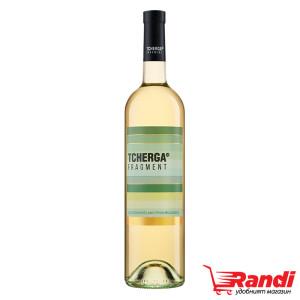 Вино бяло Tcherga Fragment Sauvignion Blanc 750мл.