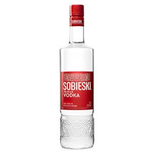 Водка Sobieski premium 700мл.