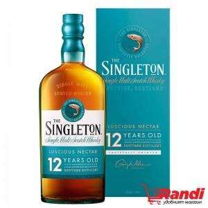 Уиски Singleton 12 годишно 700мл.