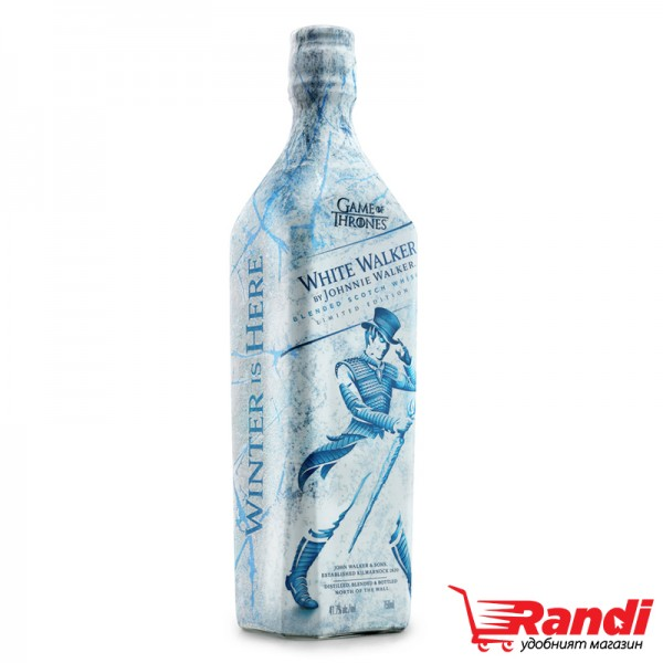 Уиски Johnnie White Walker - Game of thrones 700мл.
