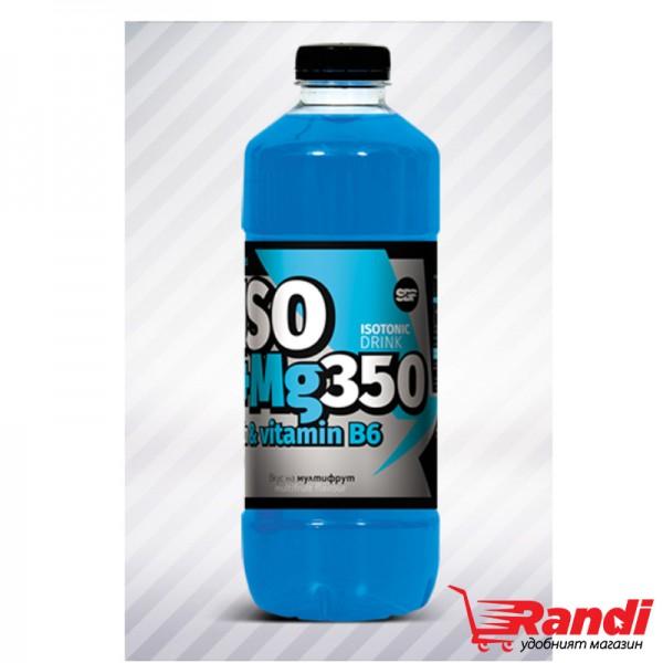 Изотонична напитка Мултифрут Mg350 500мл.