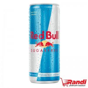Енергийна напитка Red Bull без захар 250мл.