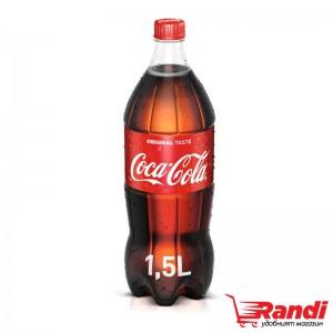 Газирана напитка Coca-Cola 1,5л.