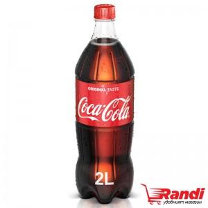 Газирана напитка Coca-Cola 2л.