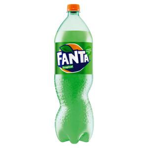 Газирана напитка Fanta тропикал 1,5л.
