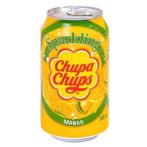 Газирана напитка Chupa Chups манго 345мл.