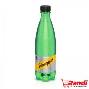Газирана вода Schweppes Клуб Сода 500мл.