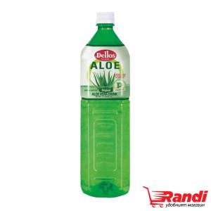Напитка Aloe оригинал Dellos 1,5л.