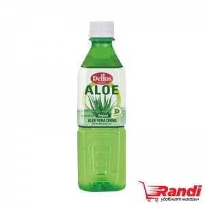 Напитка Aloe Оригинал Dellos 500мл.