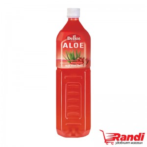 Напитка Aloe Нар Dellos 1,5л.
