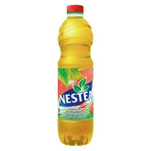 Студен чай Nestea Ягода и алое 1,5л.