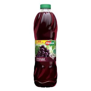 Негазирана напитка Prisun грозде 1.5л.
