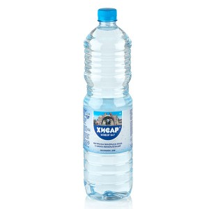 Минерална вода Хисар извор №7 1,5л.
