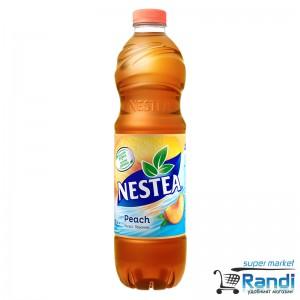 Студен чай Nestea Праскова 1,5л.