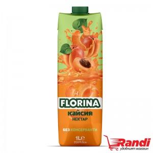 Нектар Florina кайсия 1л.