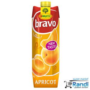 Плодова напитка от Кайсия Bravo 1л.