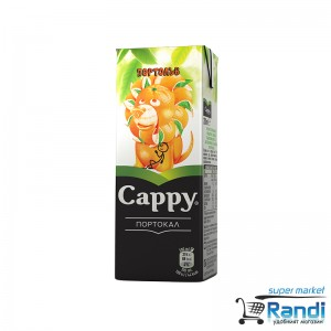 Нектар от Портокал Cappy 200мл.