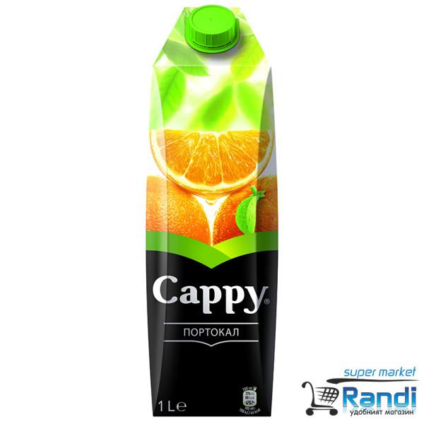Нектар от Портокал Cappy 1л.