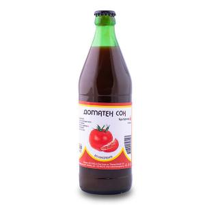 Доматен сок Булгарплод 500мл. стъкло