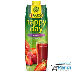 Нектар от Ягода-Ябълка Rauch Happy Day 1л.