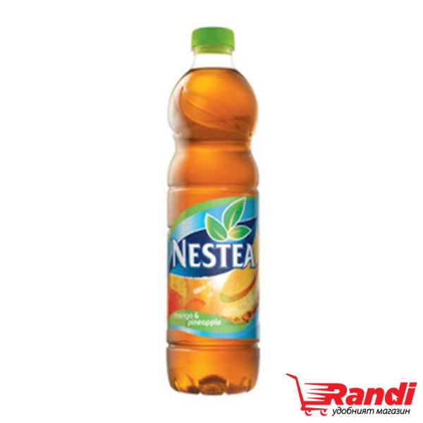 Студен чай Nestea Манго - Ананас 1,5л.