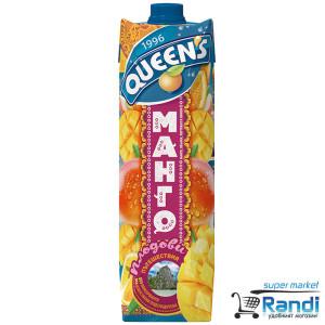 Плодова напитка от Манго Queen's 1л.