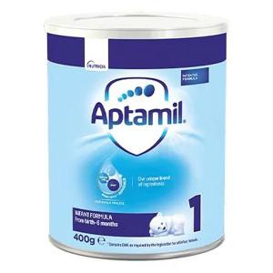 Мляко за кърмачета от 0 до 6 месеца Aptamil 1 400гр.
