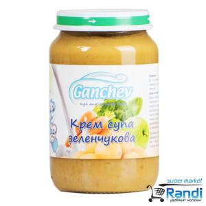 Крем супа зеленчукова 12+ месеца Ганчев 190гр.