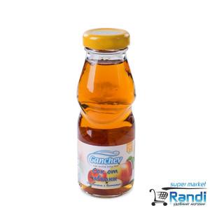 Сок от ябълки 4+ месеца Ганчев 250мл.