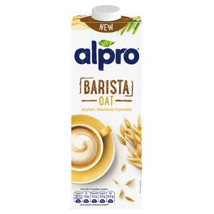 Овесена напитка Alpro Barista 1л.