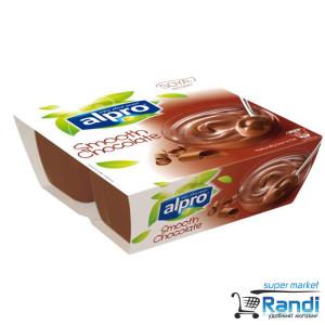 Соев десерт Шоколад Alpro 500гр.