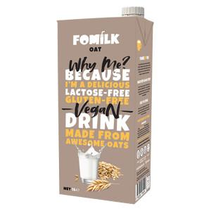 Овесена напитка Fomilk 1л.