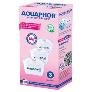 Комплект филтри Maxfor+ Aquaphor Магнезий 3бр.