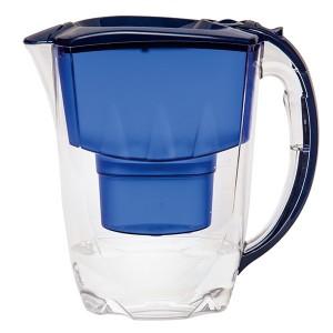 Кана за филтриране на вода Aquaphor Amethyst синя 2,8л.