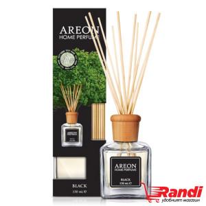 Ароматизатор парфюм Areon Black 150мл.