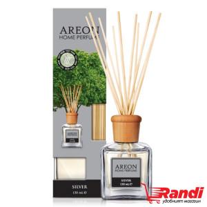 Ароматизатор парфюм Areon Silver 150мл.