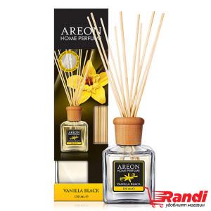 Ароматизатор парфюм Areon Vanilla Black 150 мл.
