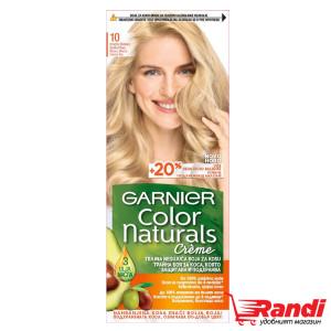 Боя за коса Garnier Naturals много светло рус №10