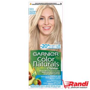 Боя за коса Garnier Naturals пепеляво много много светло рус №111