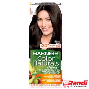 Боя за коса Garnier Naturals тъмно кестеняв №3