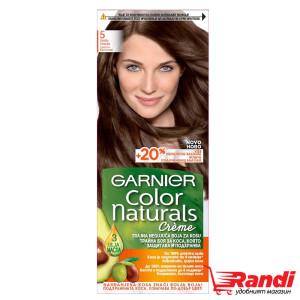 Боя за коса Garnier Naturals светло кестеняв №5