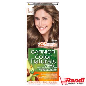 Боя за коса Garnier Naturals тъмно рус №6