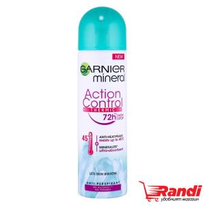 Дезодорант Action Control Thermic 72h Garnier 150мл.