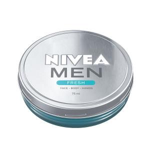 Крем за ръце, лице и тяло Nivea Men Fresh 75мл.