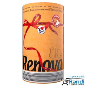 Кухненска ролка Renova оранжева 1бр.