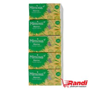 Носни кърпи Mimosa ментол 10бр.