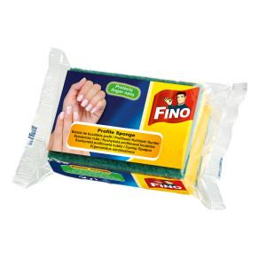 Гъба за съдове с канал Fino 1бр.